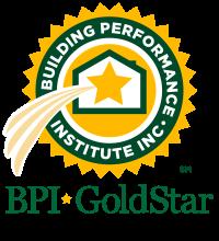 BPI GoldStar Contractor Logo