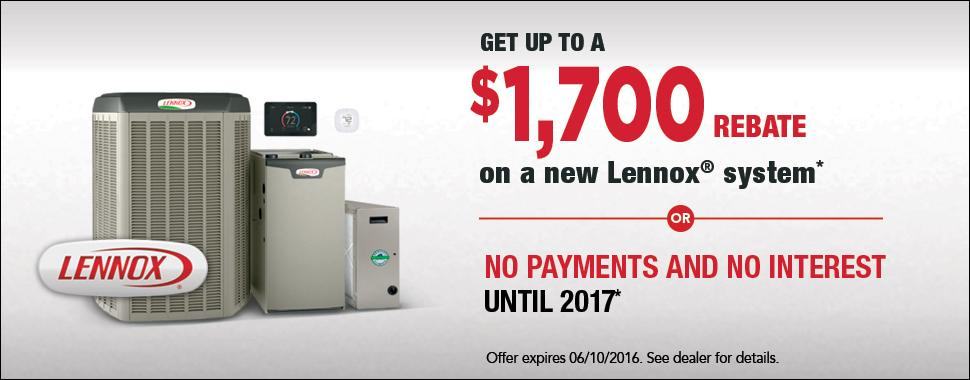 new financing promotion for the Spriing