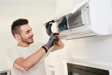 HVAC, cooling, heating, mini splits, heat pumps, ductless, greiner, ghac, ca
