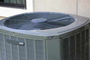 modern air conditioner in the sacramento area