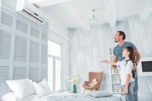 home zoning, heat pump, thermostat, greiner, ca