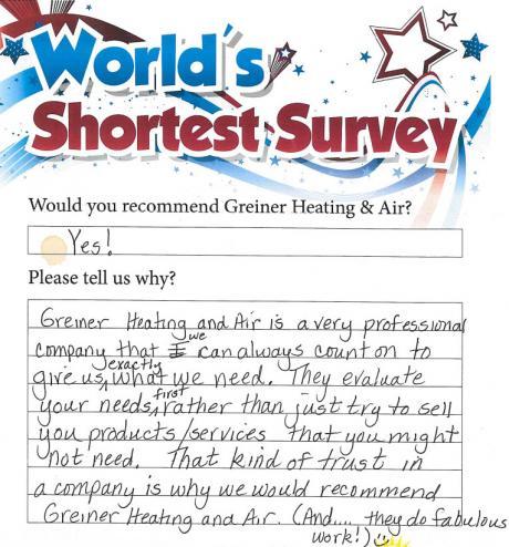 treleaven customer testimonial