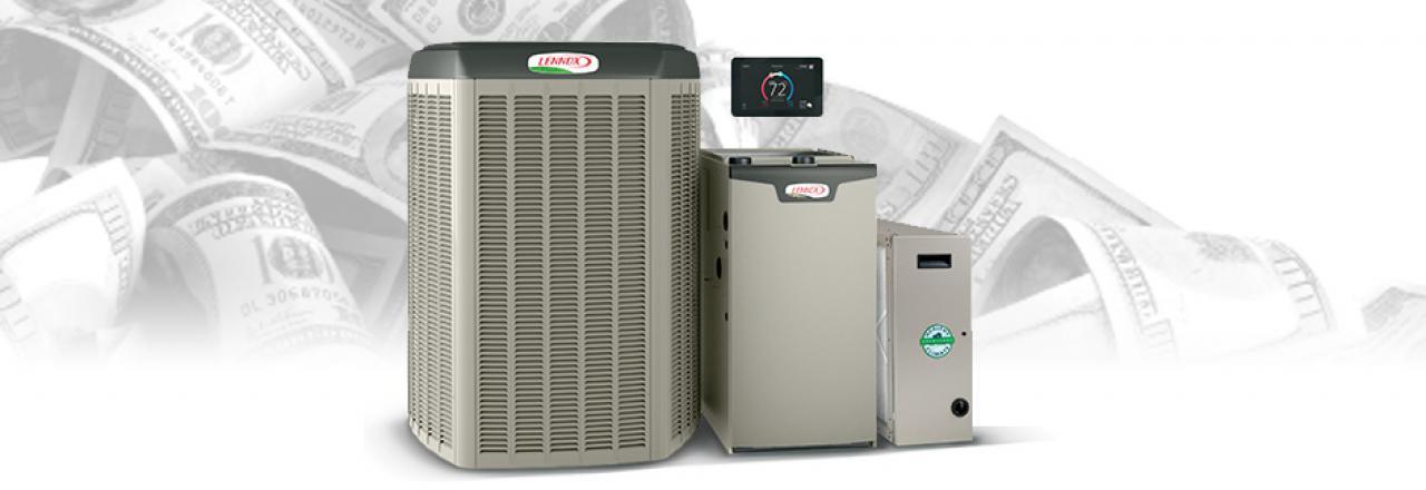 Greiner Heating and Air, Lennox high performance HVAC system, CA
