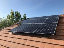 fairfield solar panels