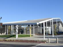 Manetti Shrem Museum in Davis, California where Greiner Heating and Air Conditioning works