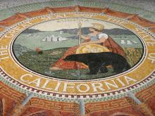 State seal of California, where Greiner Heating and Air Conditioning services