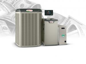 Greiner Heating and Air, Lennox high performance HVAC system, CA