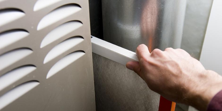 indoor air filter Greiner Heating & Air Conditioning
