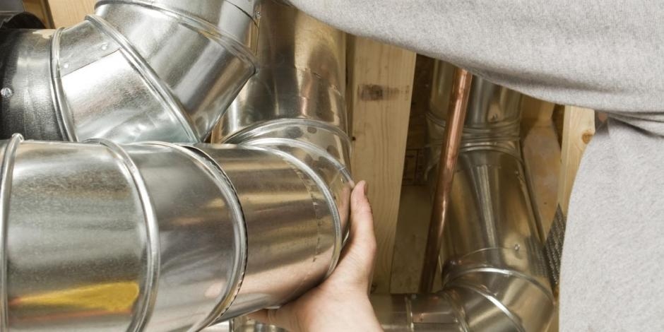 duct work Greiner Heating & Air Conditioning