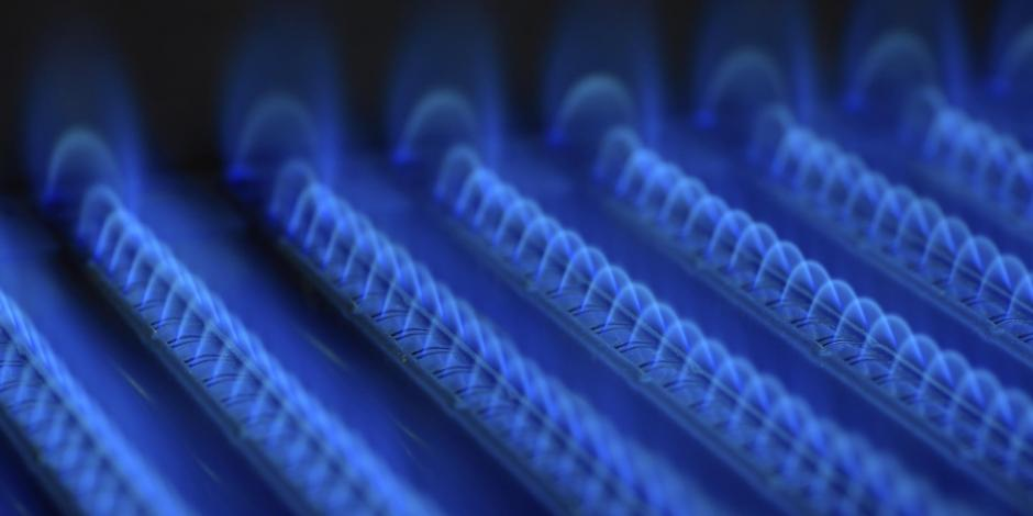 natural gas flames Greiner Heating & Air Conditioning