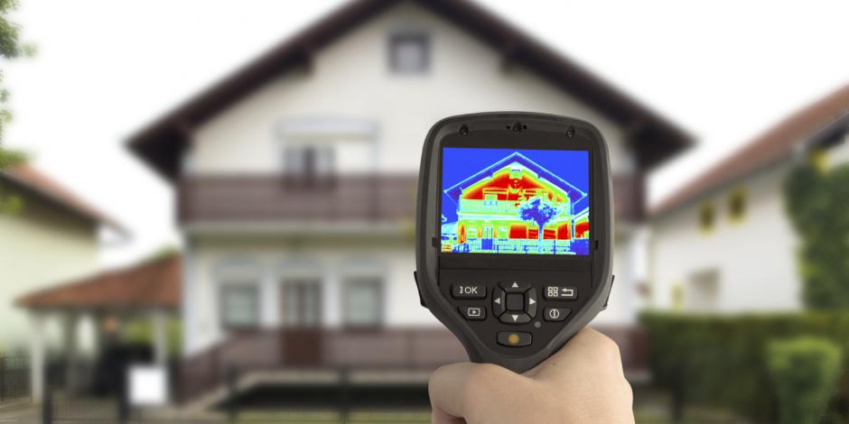 thermal imaging gun Greiner Heating & Air Conditioning